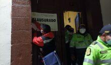Jóvenes cusqueños vienen abarrotando discotecas de la ciudad del Cusco, sin temor a la pandemia