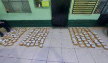 Incautan más de 183 kilos de droga en la vía Paucartambo-Pillcopata