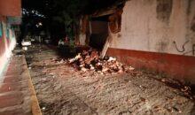 Terremoto de magnitud 7.1 sacude el centro y sur del país de México