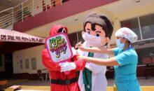 A partir de este martes se inicia la vacunación de la tercera dosis al personal de salud en Cusco