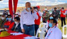 Sector Vivienda culmina expediente técnico de proyecto de saneamiento para Chinchero